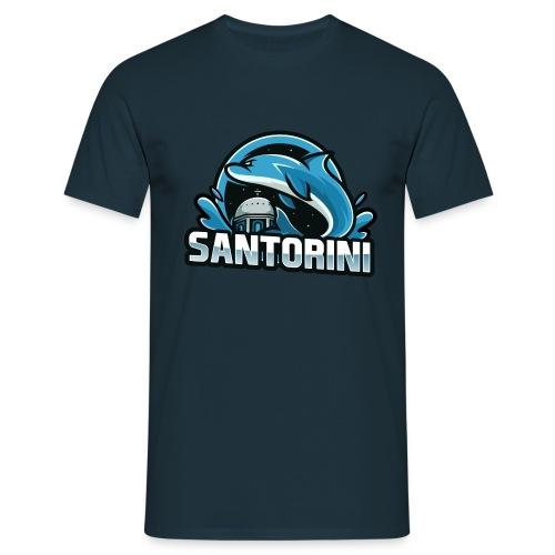 Santorini Esport - Herre-T-shirt