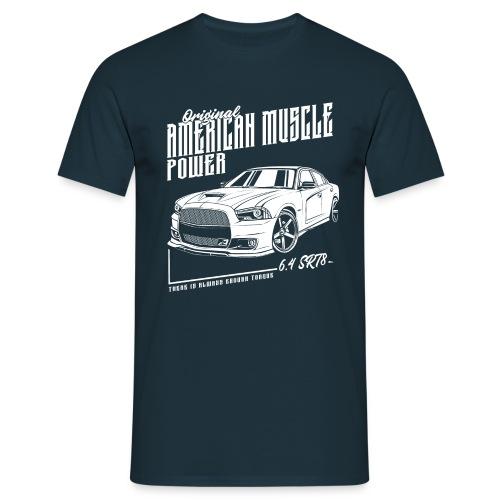 American Muscle Car V8 - Männer T-Shirt