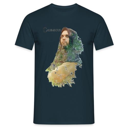 CALEMBOUR TREE PORTRAIT - T-shirt Homme