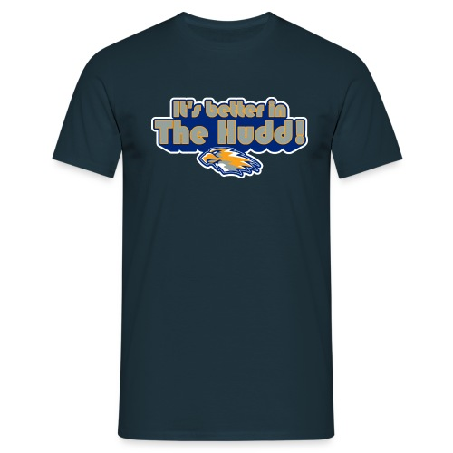 oldskool better hudd - Men's T-Shirt