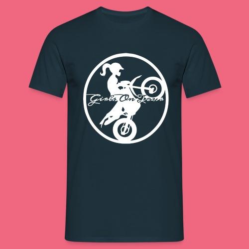 Girls On Tour Hoodie - Mannen T-shirt
