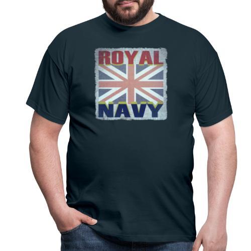 ROYAL NAVY - Men's T-Shirt