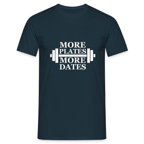 plates - Herre-T-shirt