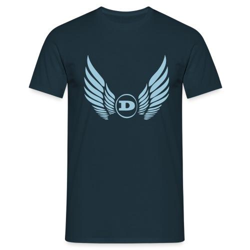 d logo neu - Männer T-Shirt