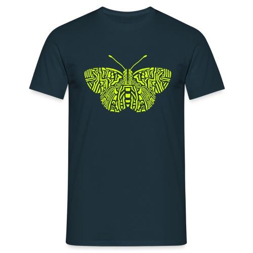 k butterfly v1 only bf01 - Men's T-Shirt