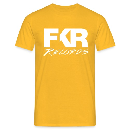FKR transparent white - T-shirt Homme