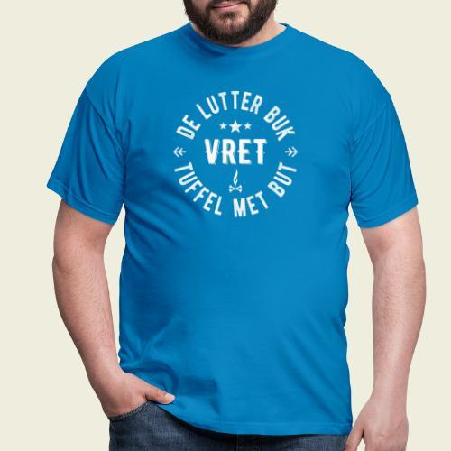 De Lutter buk - Mannen T-shirt