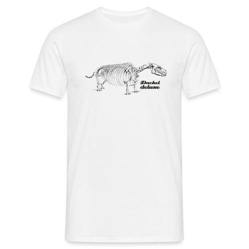 Dackel deluxe - Männer T-Shirt