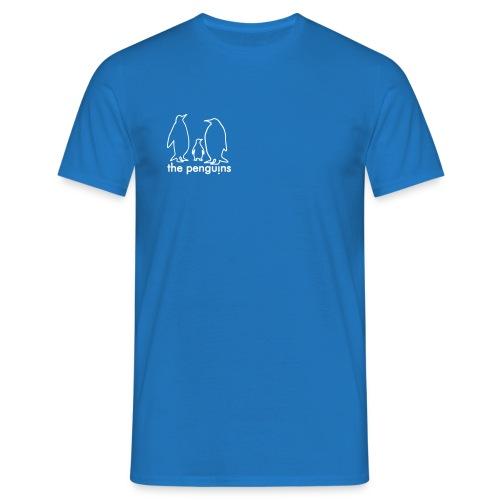 penguins - Men's T-Shirt