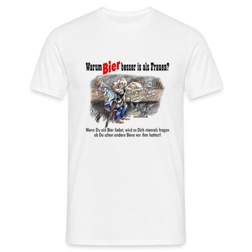 bier1 - Männer T-Shirt
