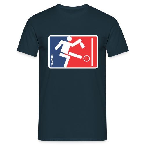 eierlappenshirt v2 - Männer T-Shirt