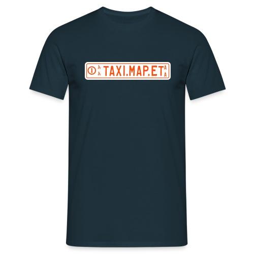 plate - Männer T-Shirt