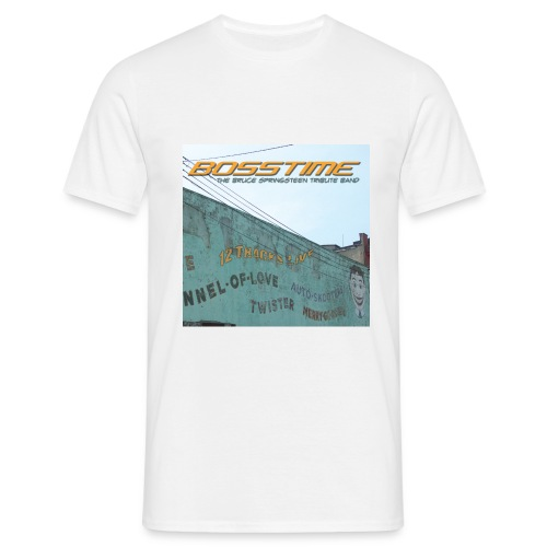 12 Track Cover - Männer T-Shirt