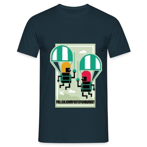 falmskjermfektingforbund - T-skjorte for menn