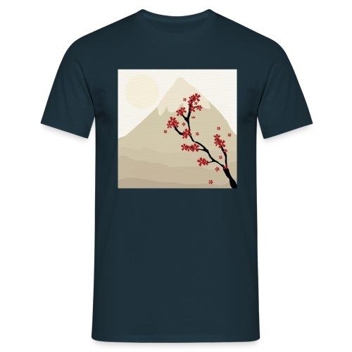 fuji - T-shirt Homme