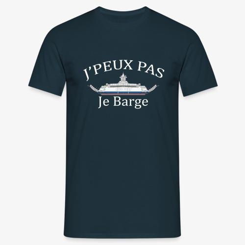 J'peux pas Je Barge - T-shirt Homme