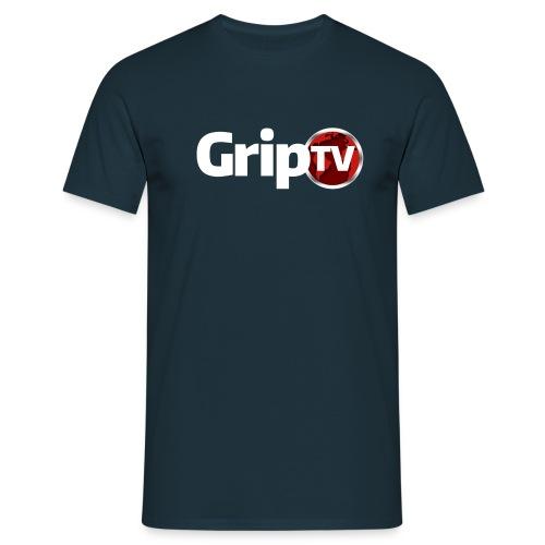 GripTV Logo - Men's T-Shirt