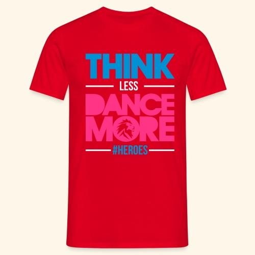 Logo Think less - T-shirt Homme