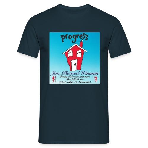 progress 210297 f - Men's T-Shirt