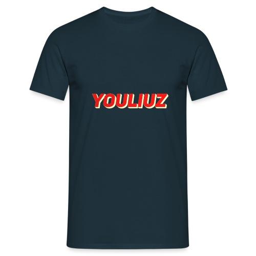 Youliuz merchandise - Mannen T-shirt