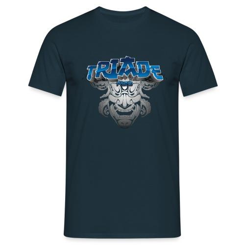 logo triade - T-shirt Homme