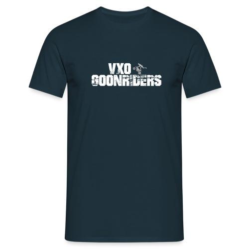 VXO Goonriders front - T-shirt herr