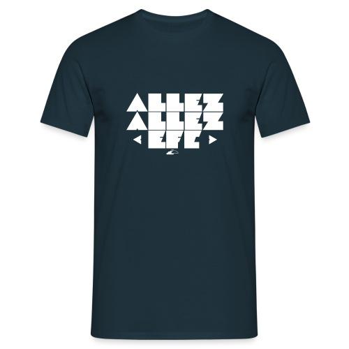 allez allez tee w - Men's T-Shirt