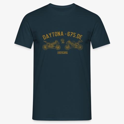 SHIRT GOLD png - Männer T-Shirt