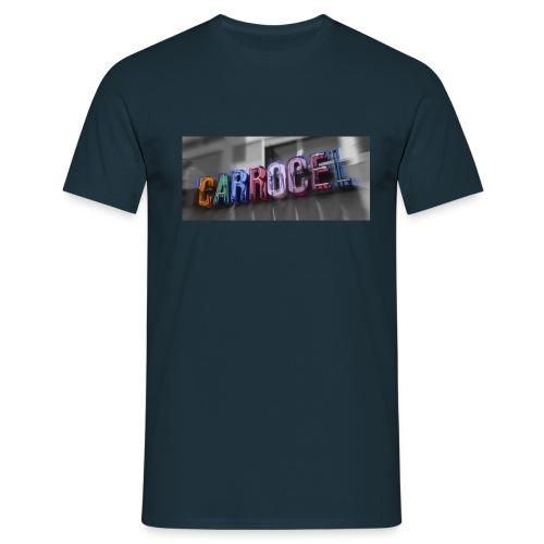 Carrocel T shirt - Herre-T-shirt