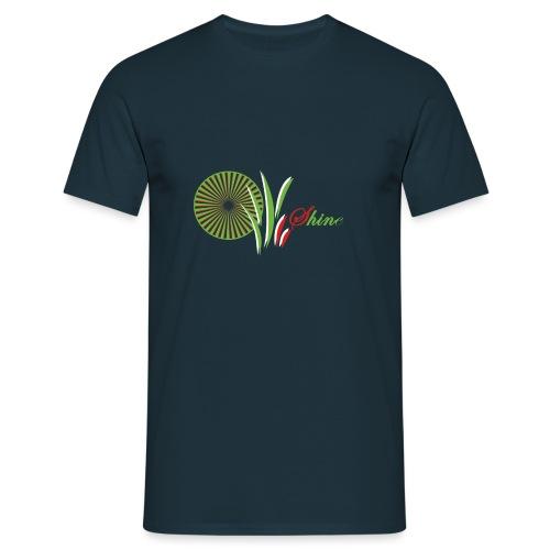 Scheine - Shine - Männer T-Shirt