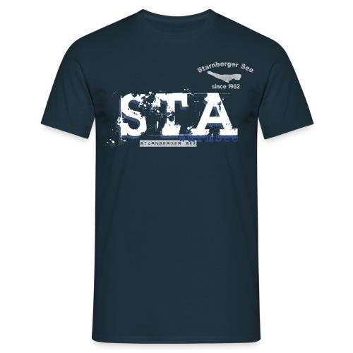 staandf2 - Männer T-Shirt