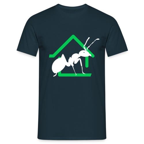 AntsHome Dark - Männer T-Shirt