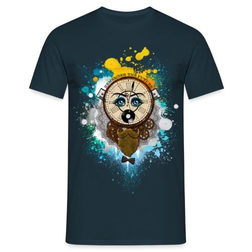 Remember the futur Souviens toi du futur - T-shirt Homme