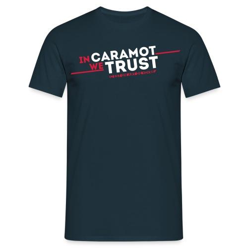 logo incaramotwetrust logo - T-shirt Homme