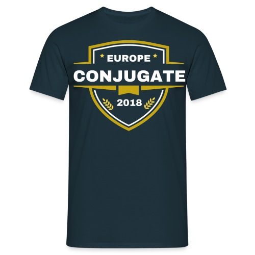 Conjugate luxury - Men's T-Shirt