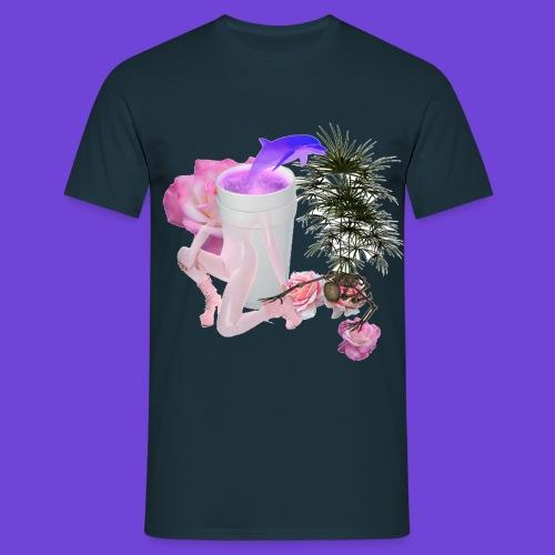 Purple Drank - Maglietta da uomo