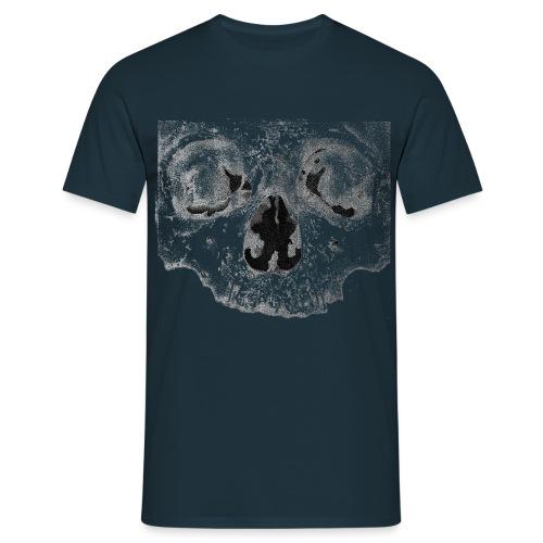 skull - Herre-T-shirt