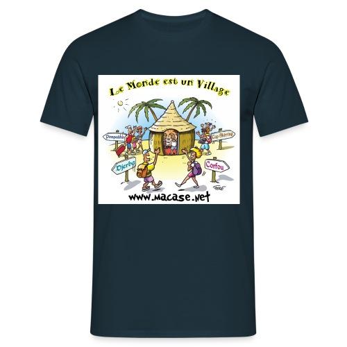 macase teeshirt - T-shirt Homme