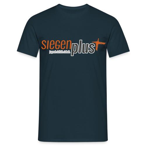 siegen-plus-logoschein - Männer T-Shirt