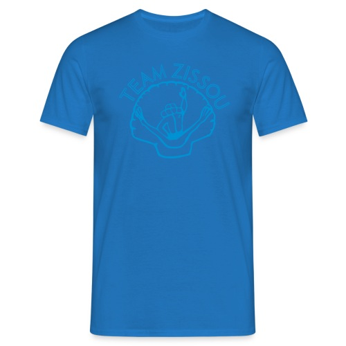 shell2 - Men's T-Shirt