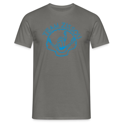 shell2 - Men's T-Shirt
