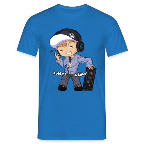 Kapuze Komma Näher mit Text by ShinaiShadow2 png - Männer T-Shirt