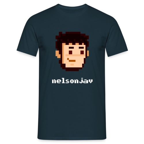Simple Nelsonjav - Men's T-Shirt
