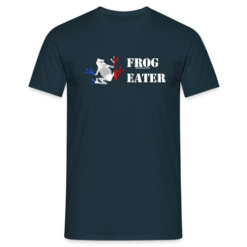 FRENCH FROG - T-shirt Homme
