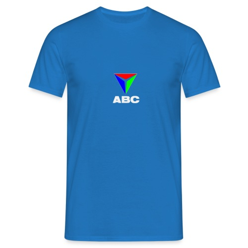 ABC Television Colour - Men's T-Shirt