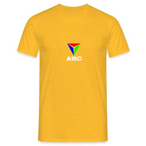 ABC Television Colour - Men's T-Shirt