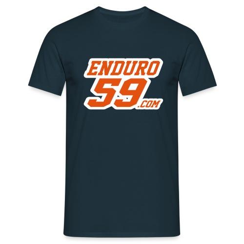 logo netb - T-shirt Homme