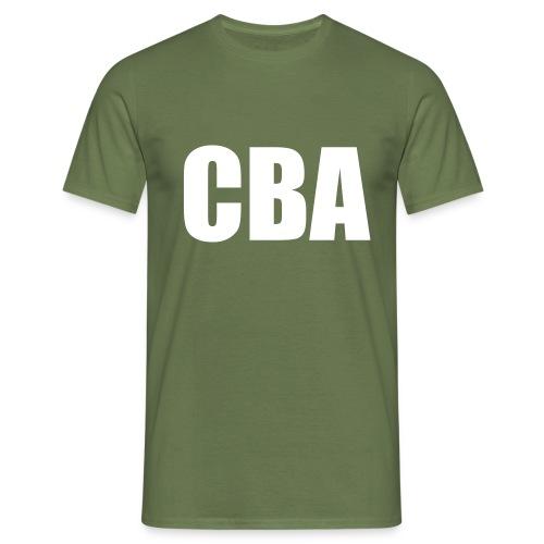 cba - Men's T-Shirt