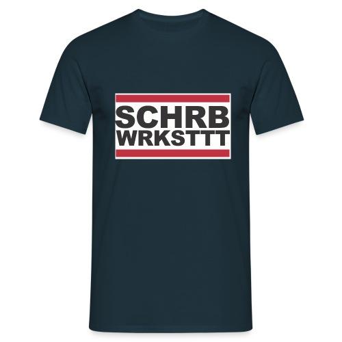 tshirt leer jpg - Männer T-Shirt