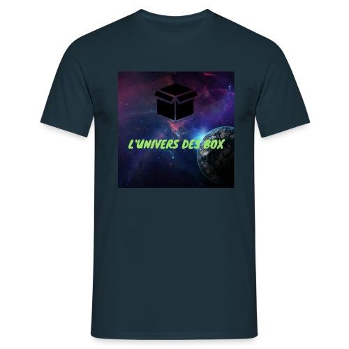 L univers des box - T-shirt Homme